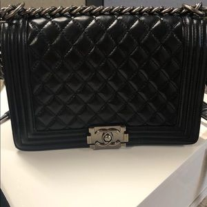 Chanel Calfskin Crossbody